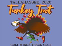 Tallahassee Turkey Trot Virtual 15K/10K/5K/1Mile