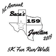 Baca's 159 Junction 5K Fun Run/Walk