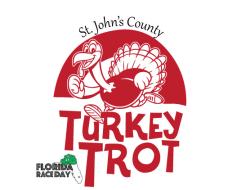 Saint Johns Turkey Trot benefiting FSDB Ski Club