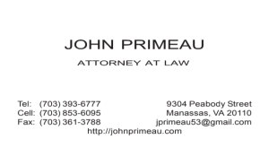 Law Offices of John Primeau