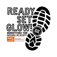 Ready, Set, Glow! 5K benefiting the National MS Society