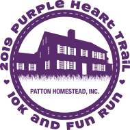 The Purple Heart Trail 10k & Fun Run