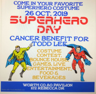 Todd Lee's Benefit Cancer Warriors 5K