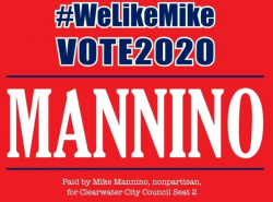 Miles For Mannino Campaign 5K Run Walk Or Volunteer