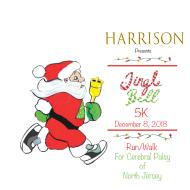 Harrison's Jingle Bell 5K Run/Walk