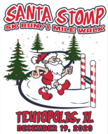 Santa Stomp 5K Run/Walk