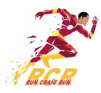 1st Annual Run Craig Run-5k and 10k run
