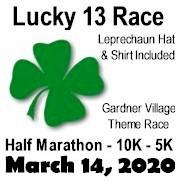 Lucky 13 Half Marathon 10K 5K