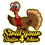 Strut your Stuffin' 4 Miler