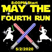 May the Fourth Race Half Marathon, 10K, 5K