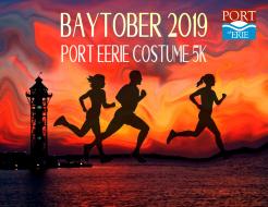 Port Eerie Costume 5k