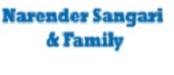 Narender Sangari & Family