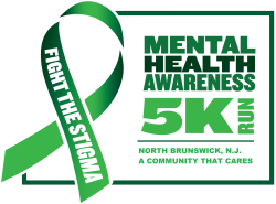 Mental Health Awareness VIRTUAL 5K - Fight the Stigma