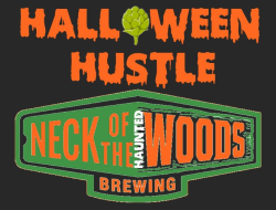 Halloween Hustle at Neck of the (Haunted) Woods hosted by Good Day for a Run, LLC & MEAN GUY running