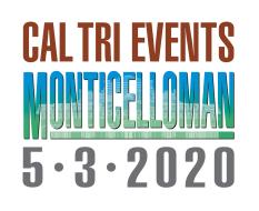 2020 Cal Tri Events Monticelloman - 5.3.20