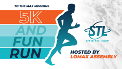 To the Max Missions 5K and Fun Run
