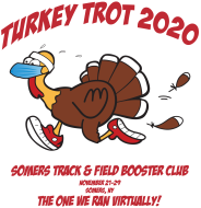 Somers Track & Field Booster Club 2nd Annual Thanksgiving Virtual Turkey Trot