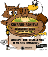 Kiwanis - Achieva Adventure Runs