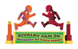 Rivalry Fan 5k