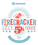 Grove City Firecracker 5k Drayer Physical Therapy Institute