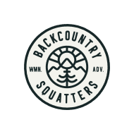 Sasquatch Skedaddle by Backcountry Squatters