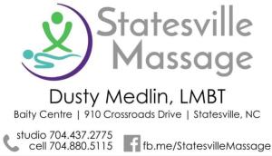 Statesville Massage
