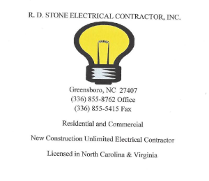 RD Stone Electrical Contractor, Inc