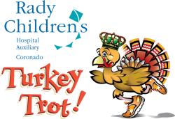 Coronado 5K Turkey Trot Logo