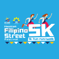 Houston Filipino Street Festival 5K and 1K Fun Run/Walk