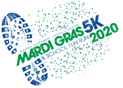 Blessed Sacrament Catholic School Mardi Gras 5K and School Fun Run