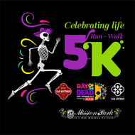 CELEBRATING LIFE 5K RUN-WALK