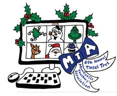6th Annual Tinsel Trot 5k Fun Run (Virtual)