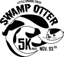 SWAMP OTTER 5K TRAIL RACE