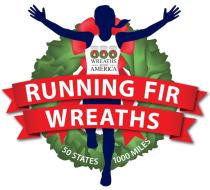 """""""Running Fir Wreaths"""" Veterans Day Virtual Race"""