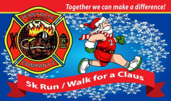 5K Run / Walk For A Claus