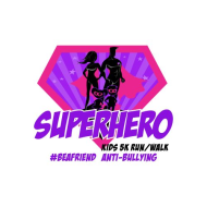 #BeAFriend Superheroes Against Bullying 5k Run/Walk