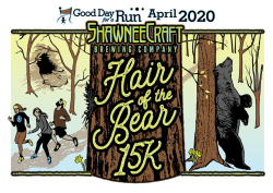 Hair of the Bear 15K