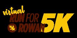 Live & Virtual 5K Run for Rowan 5K-2022
