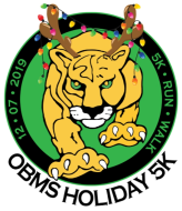 OBMS Holiday 5K