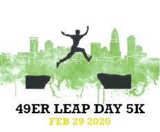 49er Leap Day 5K