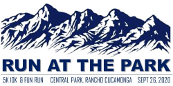 Run at the Park 5K/10K Logo