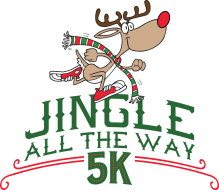 2019 Jingle All The Way 5K Walk/ Run