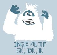 'JINGLE ALL THE 5K/10K/1K' VIRTUAL RUN