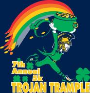 Virtual 8th Annual Trojan Trample 5k Run/Walk