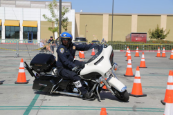 CHP Central Division Law Enforcement Motorcycle Competition