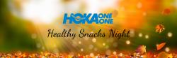 HOKA ONE ONE Demo Run and Healthy Snacks Night!