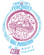 Run the Vineyards - Cork High & Bottle Deep - Half Marathon