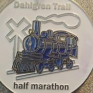 Dahlgren Trail half-marathon