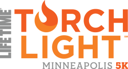 Torchlight Minneapolis 5K produced by Life Time