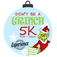Don't be a  Grinch 5k